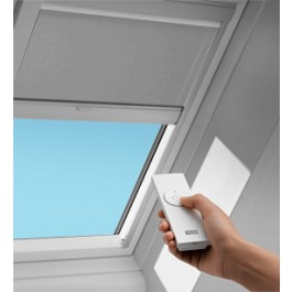 Velux solar blackout blinds to be used with manual venting for Velux solar blinds installation instructions
