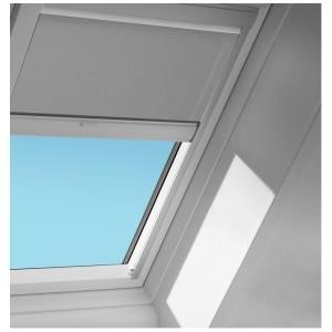 Velux manual blackout blinds to be used with fixed deck for Sun tunnel blackout shade