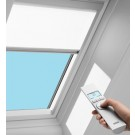 VELUX Electric Roller Blinds to be used with Electric Venting Deck Mounted Skylight size C04